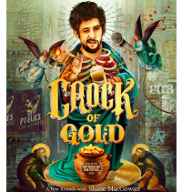 Crock of Gold Bebiendo con Shane MacGowan (J.B.G.A.)