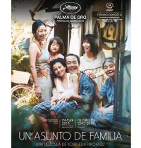 Un asunto de familia (Manbiki kazoku (Shoplifters)) (V.O.S.E.)